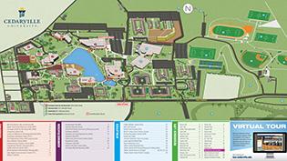 Ccf Main Campus Map - Bellissimonyc.com •