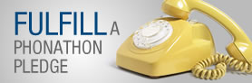 Fulfill a Phonathon Pledge