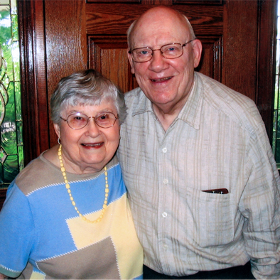 Betty and Warren Wiersbe