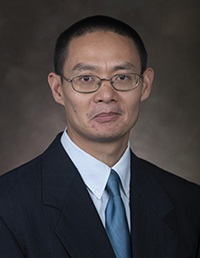 Photo of George Qin