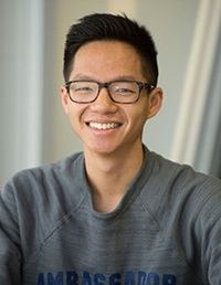 Photo of Caleb Tang