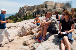 Study Abroad - Athens, Greece