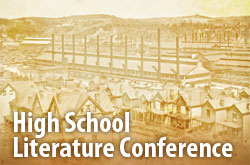 Literature conference for high school students