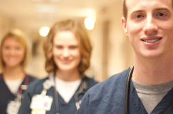 Master of Science in Nursing program at a Christian university