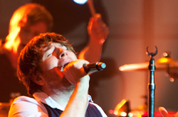 Owl City performs at Cedarville University - a Christian college