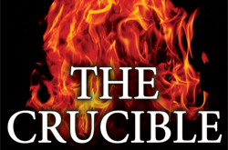 The Crucible theater production of Cedarville University