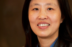 Vicky Fang, Ph.D., Society for Women Engineers