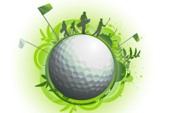 Golf Open logo