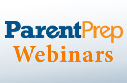 Parent Prep Webinars - College Planning