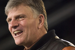 Franklin Graham, President and CEO of Samaritan's Purse and the Billy Graham Evangelistic Association