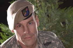 Major Jeff Struecker will be speaking in Cedarville University's chapel about the challenges that he faced while serving our country.