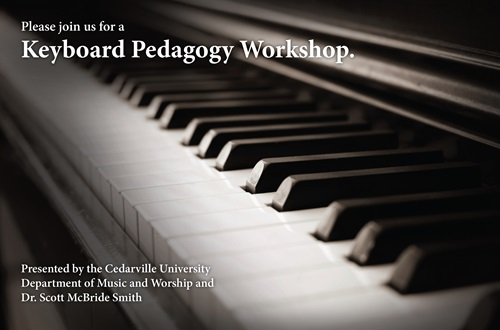 Pedagogy Workshop