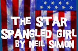 The Star Spangled Girl presented by the Cedarville University Theatre Department