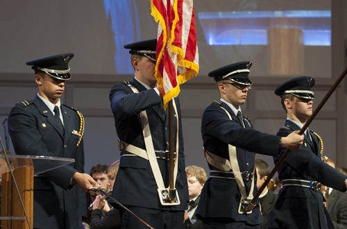 Veterans Day Chapel