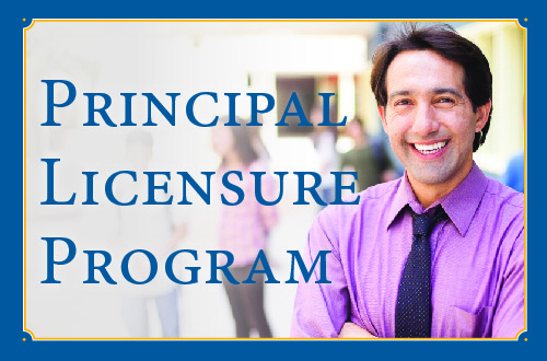 Principal Licensure Program