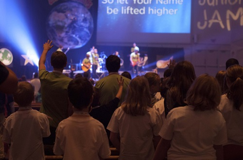 Cedarville University will host Junior Jam, an event for third through sixth graders, on October 12. Photo credit: Scott L. Huck/Cedarville University