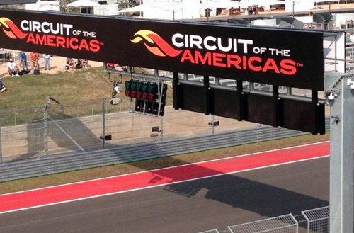 V8 Supercars at Circuit of the Americas is one of the many events where Quint Events hosts a luxury weekend experience. Photo courtesy of Lori Huckaby.