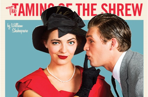 "Cedarville University's Department of Art, Design and Theatre presents ""The Taming of the Shrew,"" which will open on October 3. Artwork credit: Joshua Wurzelbacher/Cedarville University"