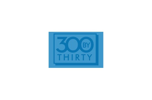 300 by Thirty logo