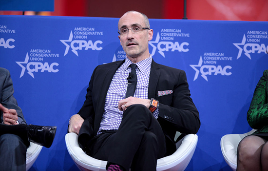 Arthur Brooks at CPAC Conference