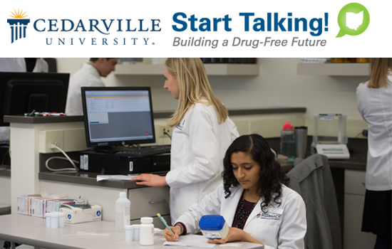 The School of Pharmacy is partnering with the Ohio Governor's Office for a drug-free future