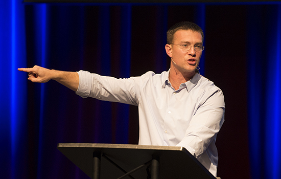 Garrett Kell will speak at CU 9Marks Conference