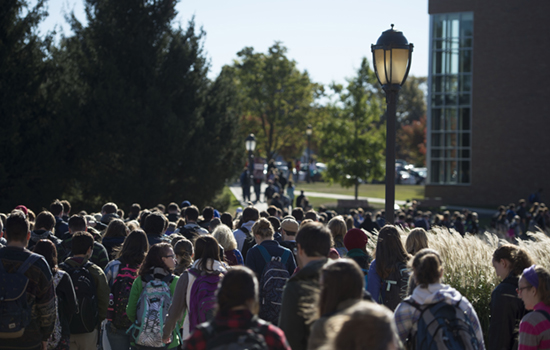 Tenth-straight record enrollment for Cedarville