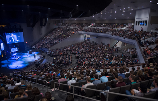 Cedarville will dedicate the newly-renovated Jeremiah Chapel on Friday, Sept. 30.