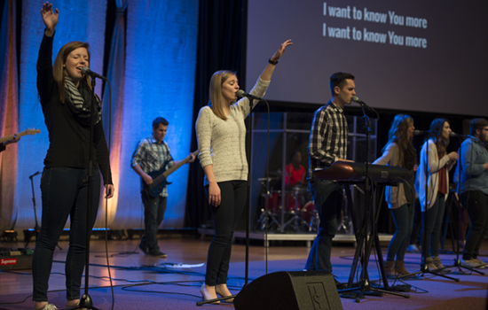 Worship students find success