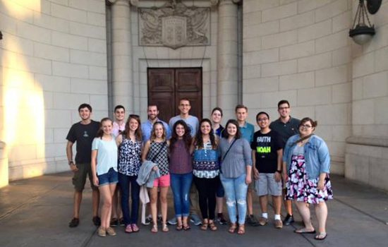 DC Semester students gain policy-making experience.