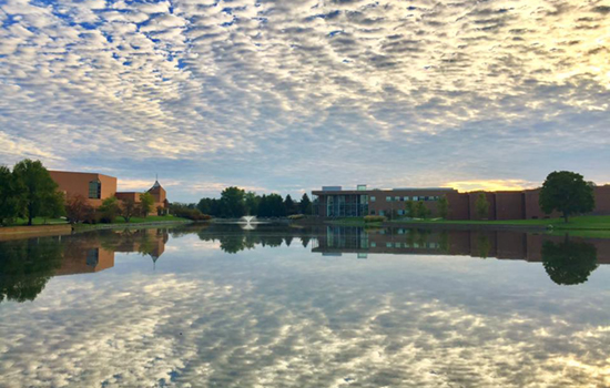 CU ranked most beautiful campus