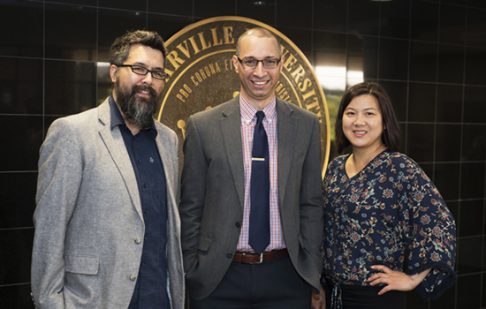 Owen, Kira, Lee-Zimerle win faculty grants