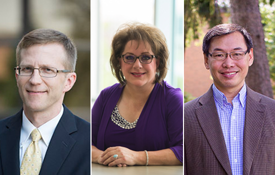 faculty chair appointments