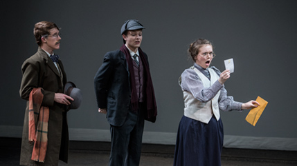Cedarville University Theatre performs Baskerville