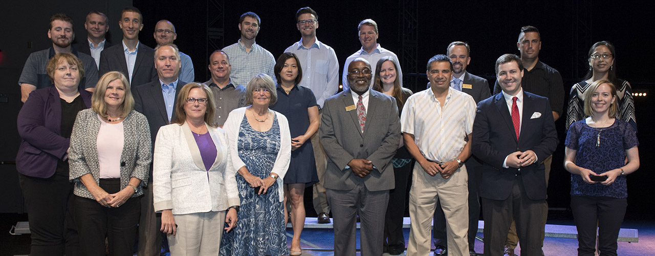 Cedarville University faculty and staff honored for five years' service