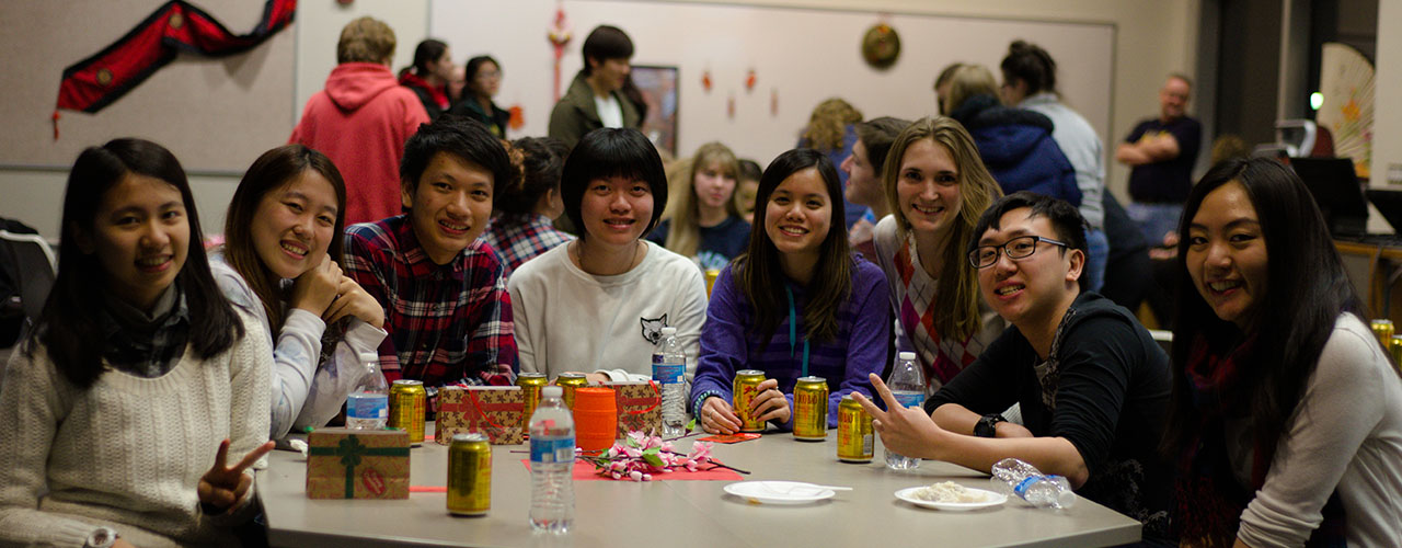 Taiwanese nursing students visit Cedarville for cultural and educational exchange program.