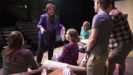 Cedarville University Theatre Department will perform Agatha Christie murder-mystery.