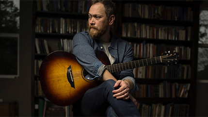 Andrew Peterson performing February 12