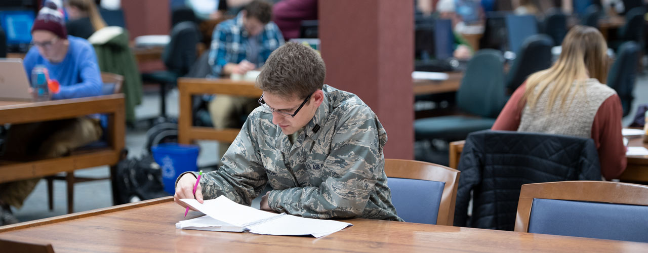 Cedarville ranked as top regional college for vets