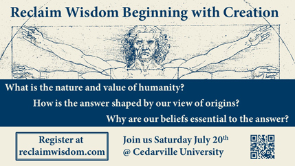 Reclaim Wisdom Conference flyer