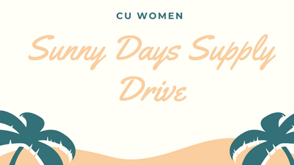 Sunny Days Supply Drive