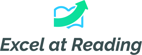 Excel at Reading Logo