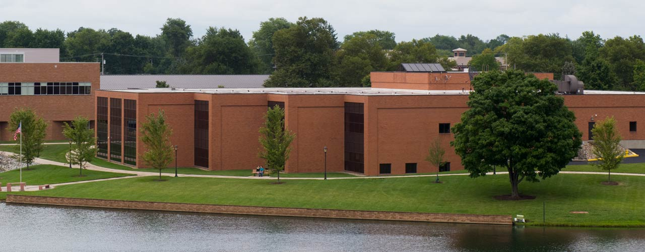 Cedarville's library
