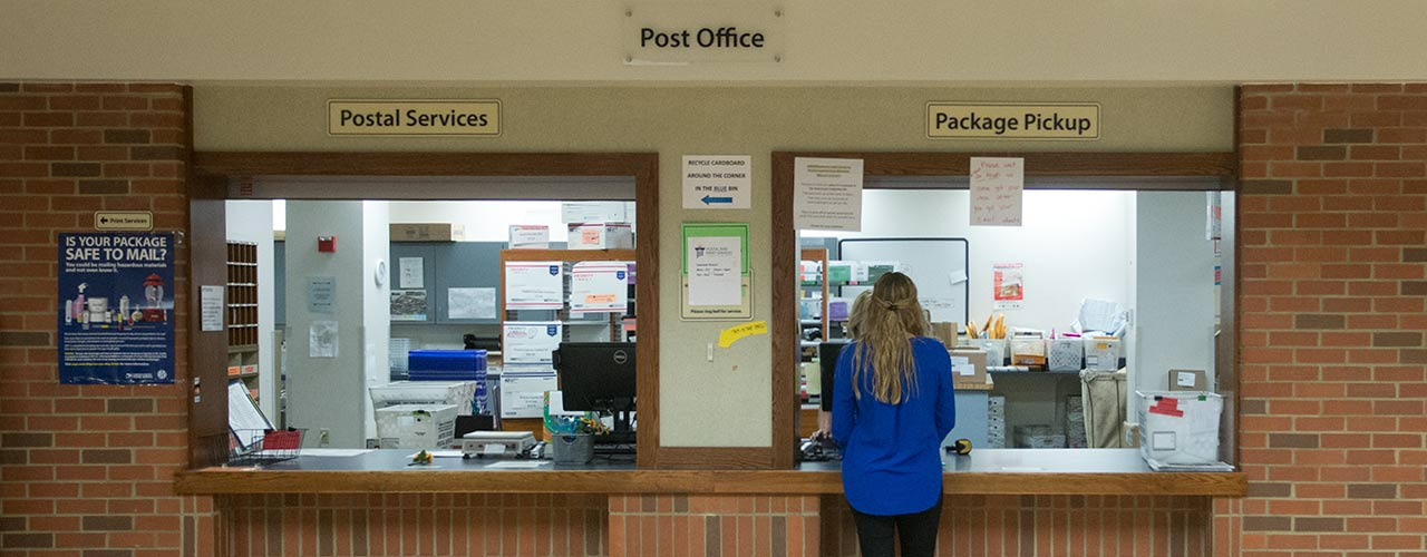 Cedarville's Post Office