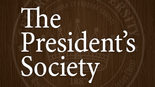 The President's Society logo