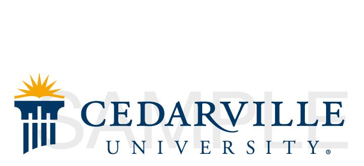 cedarville university logo | cedarville university