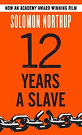 12 Years A Slave Book Cover