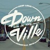 Down in the 'Ville Logo