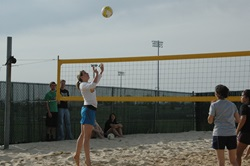 Sand Volleyball Photo