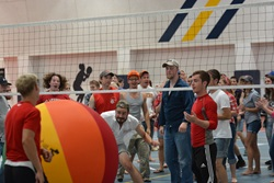 Beach Ball Volleyball Tournament